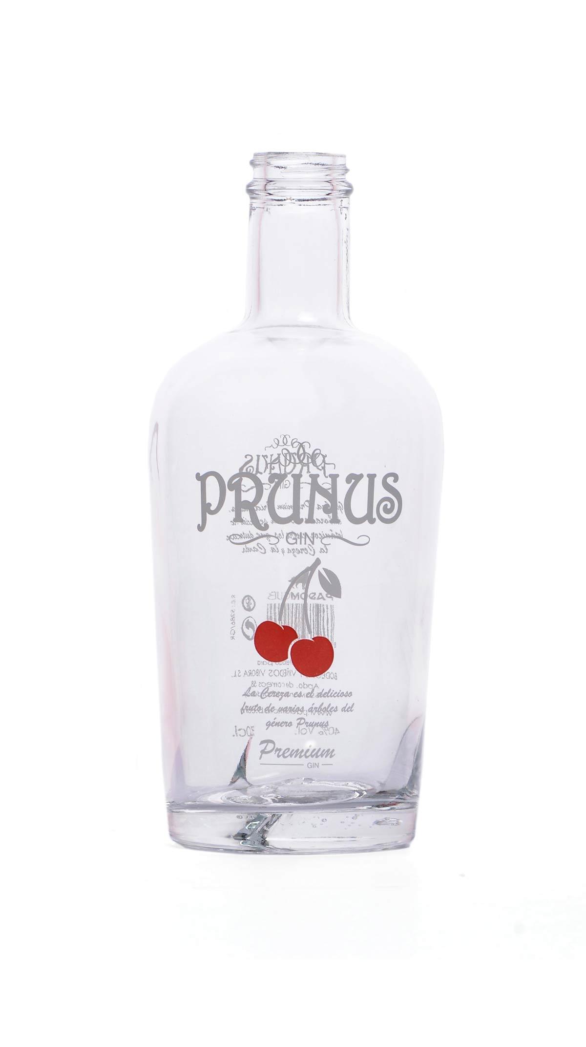 Prunus Premium Gin - Serigrafía Casbe