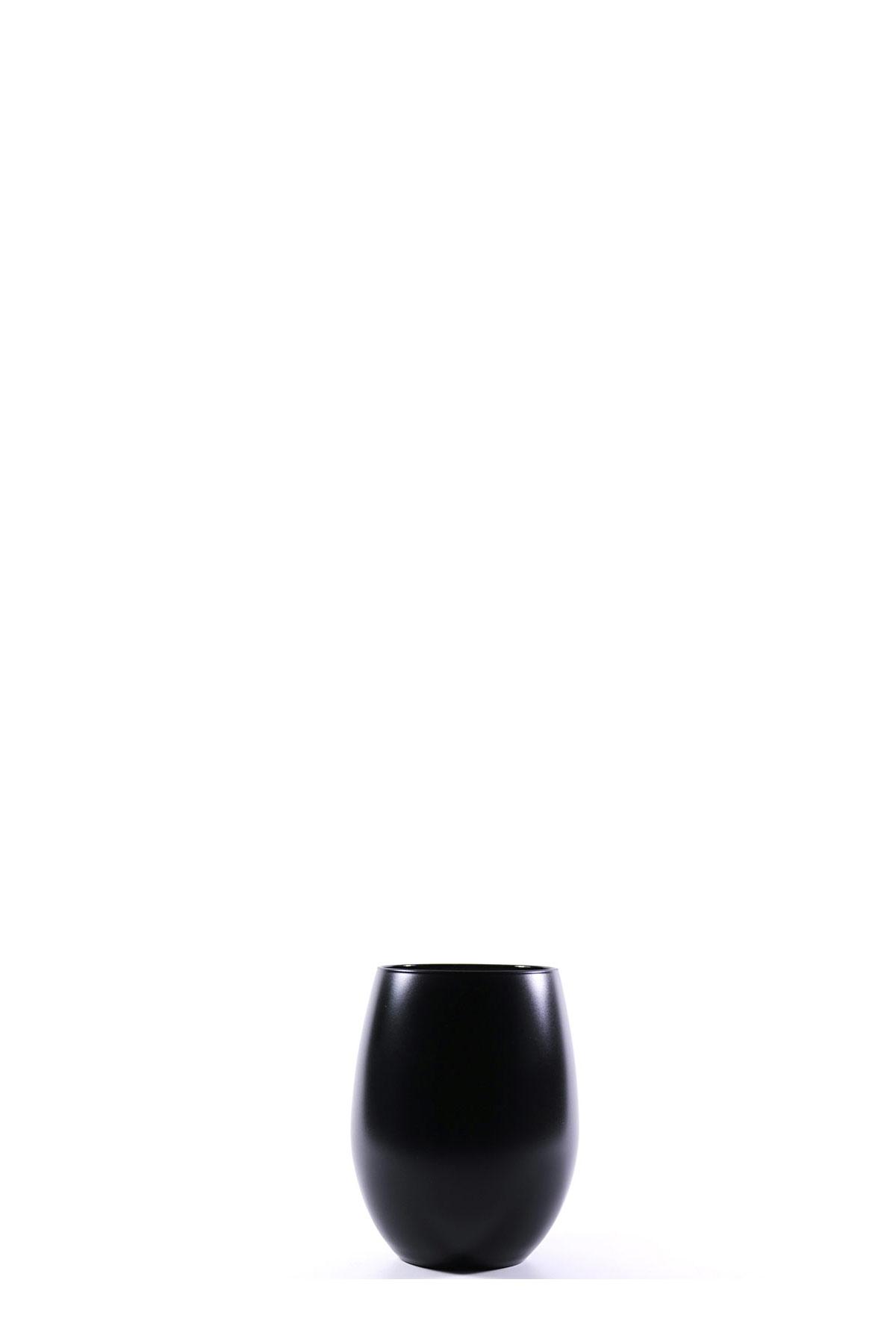 Vaso Primary Negro 36c - Serigrafía Casbe